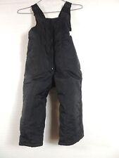 "Weather Tamer Winter Ski Bib Pant Youth Size 4 Inseam=13.5"" w/ 26-30"" Waist"