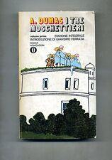 Alexandre Dumas # I TRE MOSCHETTIERI # Mondadori 1970 1A ED.