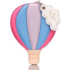 KATE SPADE Get Carried Away Hot Air Balloon Coin Purse WLRU2400 NWT