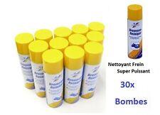 Promo 30x bombes nettoyant degraissant frein 500ML CARTECHNIC professionnel