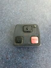 Genuine OEM LEXUS BEEPER CLICKER Keyless Entry Remote Fob ASSEMBLY 3 button