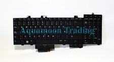 D130R New DELL Precision M6400 M6500 Teclado Spanish Latin Keyboard Backlight