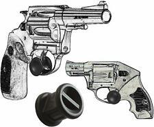 Garrison Grip Micro Holster Trigger Stop Black Ruger Sp101 Gp100 & Super Redhawk