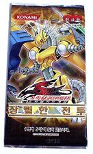 Yu-Gi-Oh! 1st éditio CARDDASS KONAMI 1996 Booster neuf carte coréenne Korean
