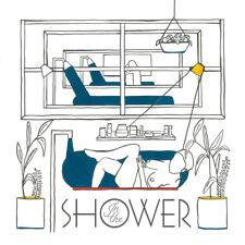 Homeshake IN THE SHOWER Debut Album +MP3s SINDERLYN New Sealed Vinyl Record LP