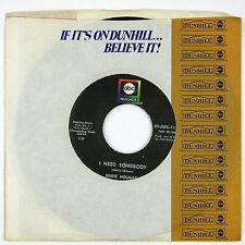 EDDIE HOLMAN I Need Somebody / Cathy Called 7IN 1970 NORTHERN SOUL VG++ LISTEN!!