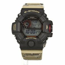 NEW CASIO G-SHOCK MENS MASTER G RANGEMAN SOLAR CAMOU MILITARY WATCH GW-9400DCJ-1