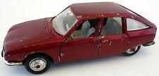 Norev Jet Car Model 810 Citroen GS Limousine 1/43 1:43 rot metallic