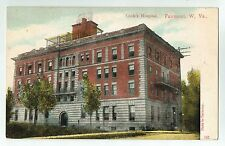 Cook's Hospital in Fairmont WV OLD