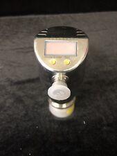 IFM Flush Pressure sensor PI2794 :50 Bar 725 Psi With Display
