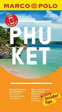 Phuket Marco Polo Pocket Voyage Guide 2019 - Avec Tirer Sortie Carte (Marco