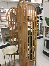 Brand New Opal House Rattan Room Divider