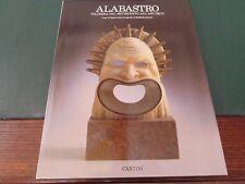 alabastro - storia e tecniche - volterra dal '700 all'art decò