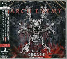 ARCH ENEMY-RISE OF THE TYRANT-JAPAN SHM-CD F00