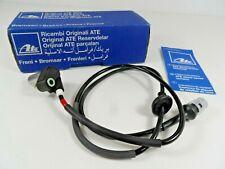 ATE Wheel Speed ABS Sensor REAR Left for SAAB 9000 2.0L 16V CS Turbo 1984-1998