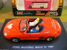 1/43 Jouef 1005 Ford Mustang Mach III 1994 rot Just Married mit Brautpaar