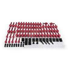 Spike Fairing windscreen Bolts For Honda CBR 600 929 954 900 RR Red