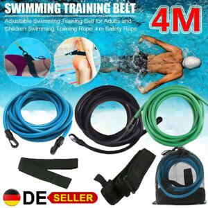 Schwimmgurt Swim Trainingsgurt Schwimmwiderstand Sicherheitsleine Pool Exerciser