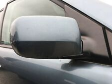 2007 Honda Pilot EX Factory RH Righ Side Power Electric Mirror Cover Pearl Blue