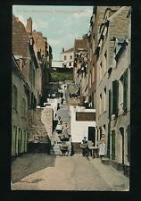 France Pas-de-Calais BOULOGNE-SUR-MER Rue Machicoulis c1900/10s/ PPC