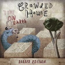 Brand New! Crowded House - Time On Earth - Vinyl Double LP 180 Gram (2016)