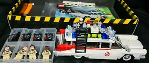 LEGO GHOSTBUSTERS Ecto-1 21108 COMPLETE VERY GOOD CONDITION displayed only