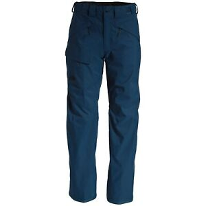 THE NORTH FACE Men's FREEDOM Snow Pants - Blue Wing Teal - Large - NWT