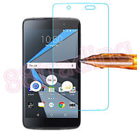 Tempered Glass Screen Protector Premium Protection for Blackberry Dtek 50