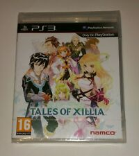 Tales of Xillia XILIA PS3 Neuf Scellé UK PAL Sony PlayStation 3 ANIME RPG manga