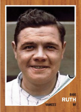 BABE RUTH 62 ACEO ART CARD ## BUY 5 GET 1 FREE # & or 30% OFF 12 OR MORE CARD
