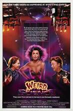 "WEIRD SCIENCE Movie Poster [Licensed-NEW-USA] 27x40"" Theater Size (Alt Version)"