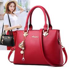 Women Crossbody Faux Leather Shoulder Bag Tote Purse Handbags Messenger Satchel