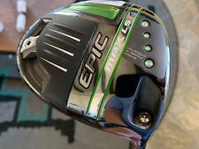 New listing CALLAWAY EPIC MAX LS 10.5 DEGREE DRIVER HEAD ONLY w/Headcover