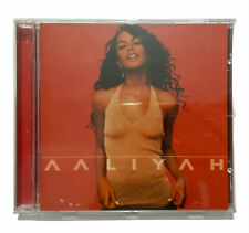 Aaliyah Self-titled Studio Album Cd 2001 Great Condition Blackground Records