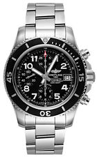 Breitling Men's A13311C9/BE93-161A Superocean Automatic Chronograph 42mm Watch