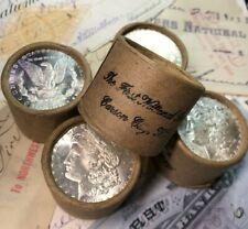 (ONE) UNCIRCULATED $10 Silver Dollar Roll S & S Morgan Dollar Ender