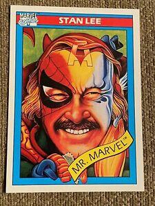 1990 MARVEL UNIVERSE SERIES 1 COMPLETE 1-162 CARD SET NM-M CONDITION IMPEL L@@K