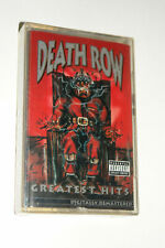 Death Row - Greatest Hits! Cassette SEALED! OOP
