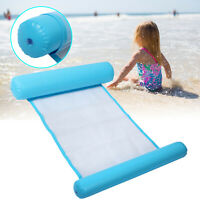 NEW Pool Floats For Adults Swimming Pool Inflatable Hammock Lounge Chair Drifter