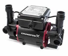 Grundfos STR2 Shower Pump 1.5 Bar Positive Twin