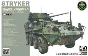 1/35 AFV Club M1269 ICV `Stryker Dragoon` #AF35319