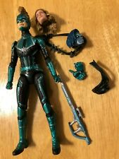 Hasbro Marvel Legends Captain Marvel Exclusive Kree Starforce Minerva loose