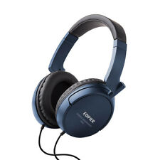 Edifier H840 Audiophile Over-the-ear Noise-Isolating Headphones - Blue