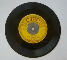 Elvis Presley Sun 210 Good Rockin' Tonight / I Don't Care If The Sun Don't 45