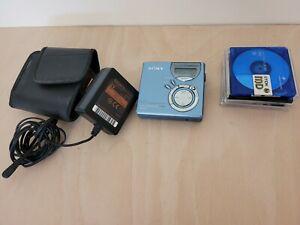 Sony Net MD MZ-N510 Type S Personal MiniDisc Player
