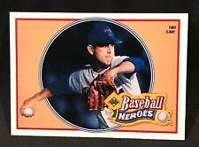 1991 UPPER DECK BASEBALL HEROES NOLAN RYAN 1989 5,000! CARD #15 NMT/MT-MINT