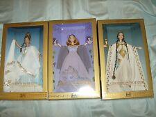 Lot of 3 Classical Greek GODDESS OF WISDOM - BEAUTY-  SPRING Barbie