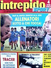 Intrepido n°51 1987 - Tragedia a S. Siro Tancredi Roma  [GS35]
