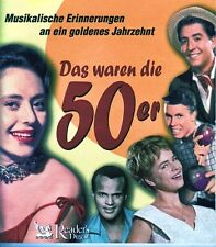 Das waren die 50er -  Reader's Digest   5 CD BOX