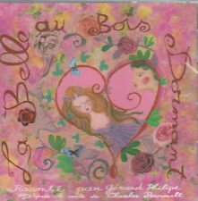 CD AUDIO LA BELLE AU BOIS DORMANT Gérard philippe Charles Perrault